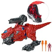 Power Rangers Movie T-Rex Zord with Action Figure