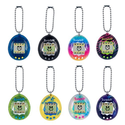 Tamagotchi Classic Digital Pet Wave 4 Case