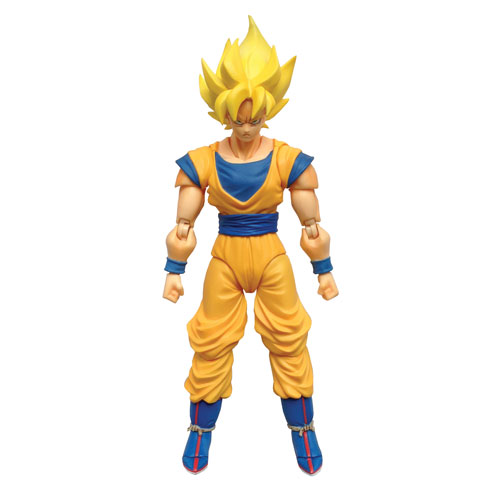 Dragon Ball Z Super Saiyan Goku SH Figuarts Action Figure