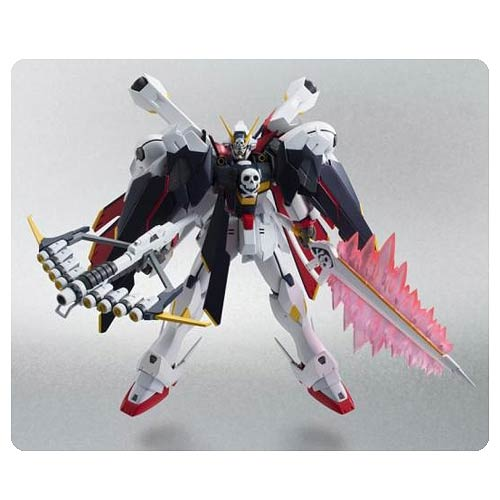 Gundam Crossbone X1 Full Cloth Robot Spirits Action Figure
