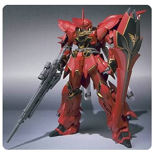 Gundam Unicorn Sinanju Robot Spirits Action Figure