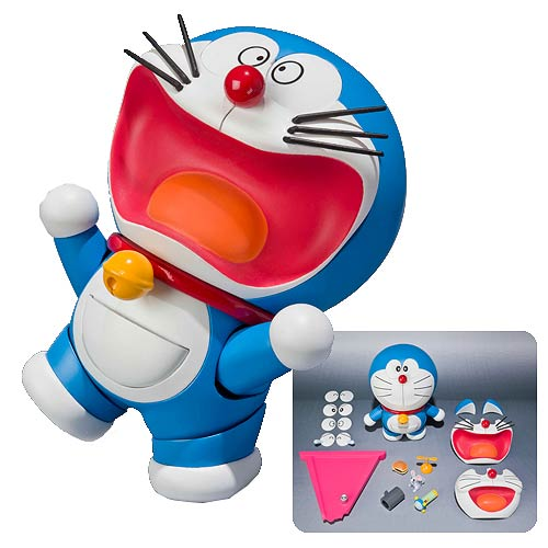 Doraemon Robot SH Figuarts Action Figure