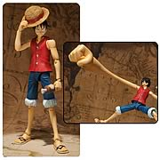 One Piece Monkey D. Luffy SH Figuarts Action Figure