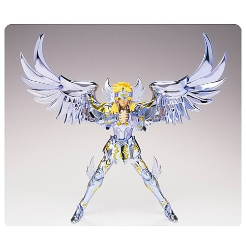 Saint Seiya Myth Cloth Cygnus Hyoga Action Figure