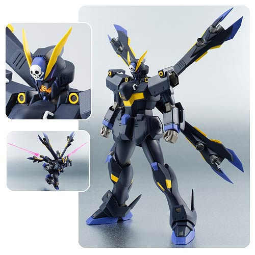 Crossbone Gundam X2 Kai Robot Spirits Action Figure