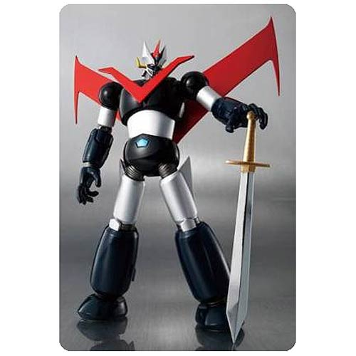 Great Mazinger Super Robot Chogokin Action Figure