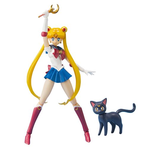 Sailor Moon SH Figuarts Sailor Moon Action Figure