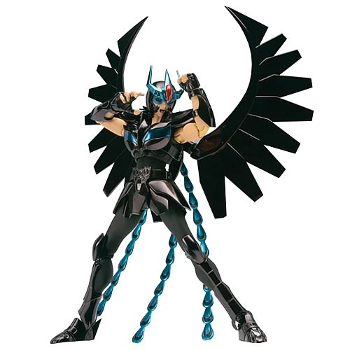 Saint Seiya Saint Cloth Myth Black Phoenix Action Figure
