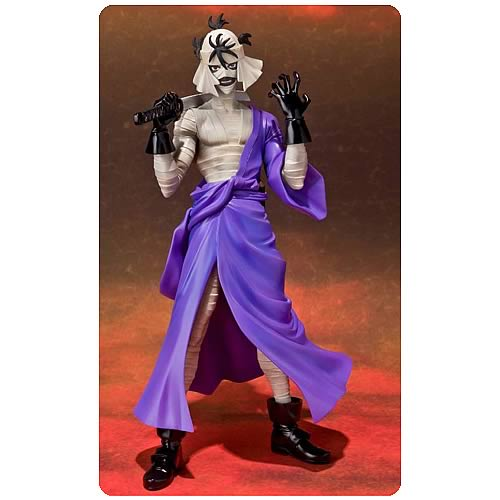 Rurouni Kenshin Makoto Shishio Figuarts Zero Action Figure