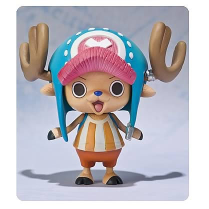 One Piece Tony Tony Chopper New World Version Action Figure