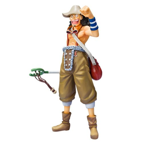 One Piece Usopp New World Version Action Figure