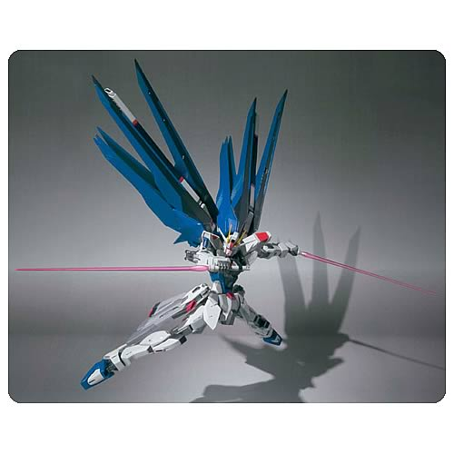 Gundam Seed Freedom Gundam Metal Build Action Figure