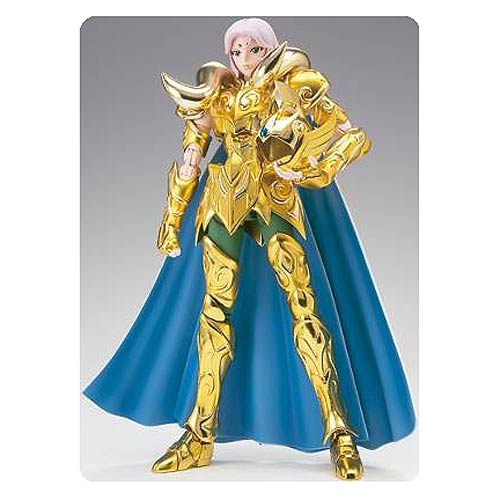 Saint Seiya Aries Mu Saint Cloth Myth EX Action Figure