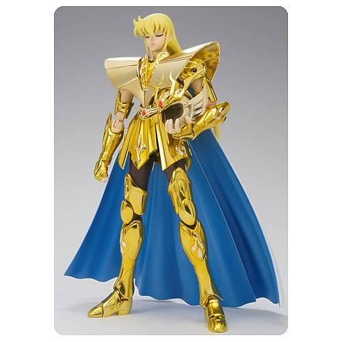Saint Seiya Virgo Shaka Saint Cloth Myth EX Action Figure