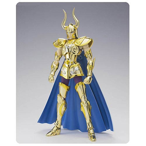 Saint Seiya Capricorn Shura Saint Cloth Myth Action Figure