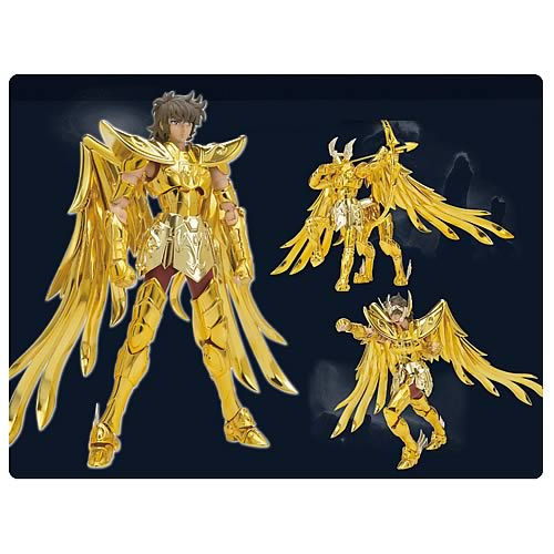 Saint Seiya Myth Cloth EX Sagittarius Aiolos Action Figure