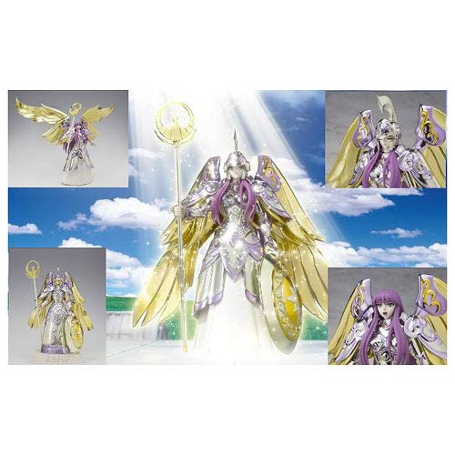 Saint Seiya Athena Saint Cloth Myth Die-Cast Action Figure