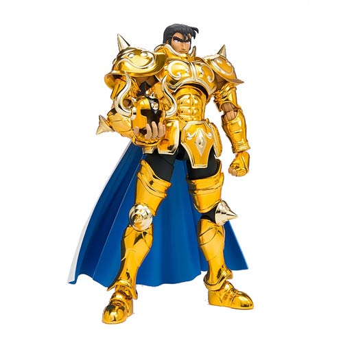 Saint Seiya Taurus Aldebaran Saint Cloth Myth Action Figure