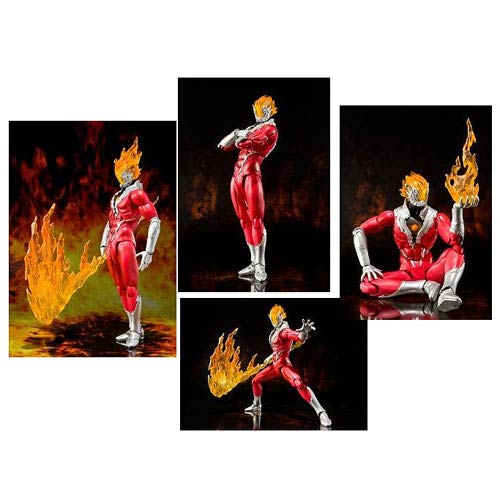Ultraman Zero Glenfire Ultra-Act Action Figure