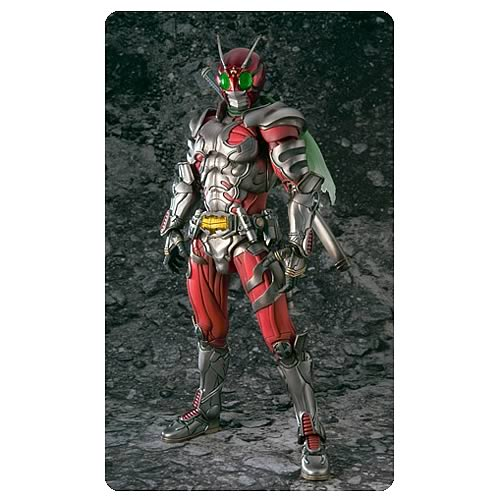 Kamen Rider ZX SIC Action Figure