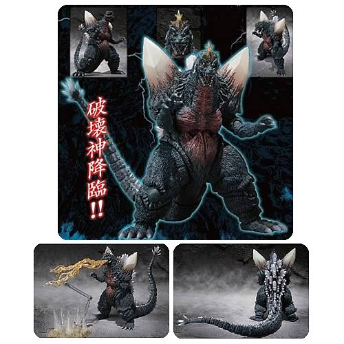 Godzilla SH Monster Arts SpaceGodzilla Action Figure