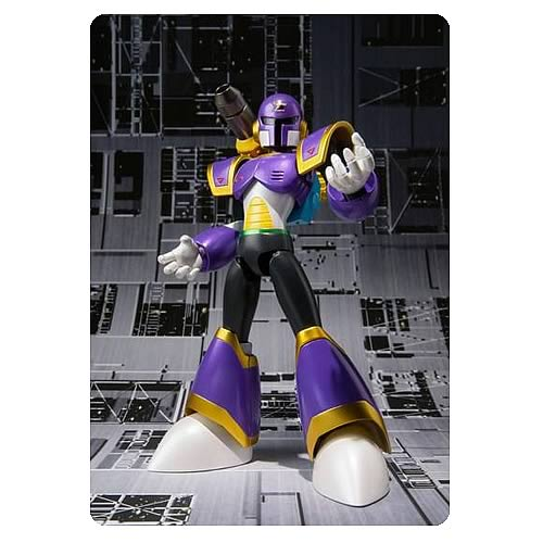 Mega Man X Vile Action Figure