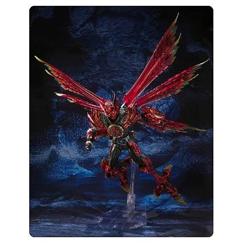 Kamen Rider OOO Tajadol Combo SIC Action Figure