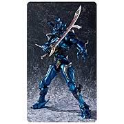 Garo Makai Senki Thunder Knight Baron Action Figure