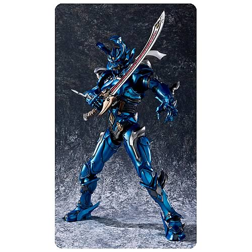 Garo Makai Senki Thunder Knight Baron Action Figure