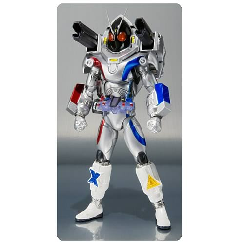 Kamen Rider Fourze Fire State Action Figure