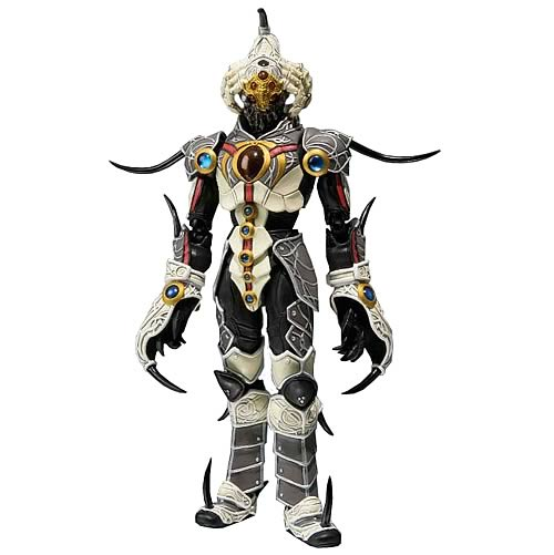 Kamen Rider Fourze Scorpion Zodiarts Action Figure