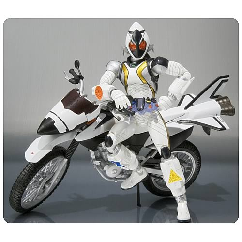 Kamen Rider Machine Massigler Motorcycle Vehicle