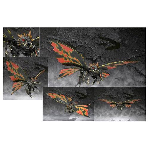 Godzilla vs. Mothra Battra SH MonsterArts Action Figure