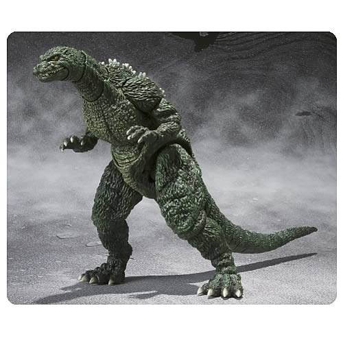 Godzilla Jr. SH MonsterArts Action Figure