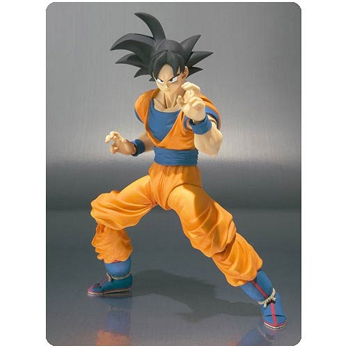 Dragon Ball Z Son Goku SH Figuarts Action Figure