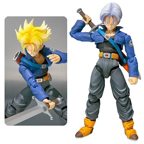 Dragon Ball Z Trunks S.H. Figuarts Action Figure
