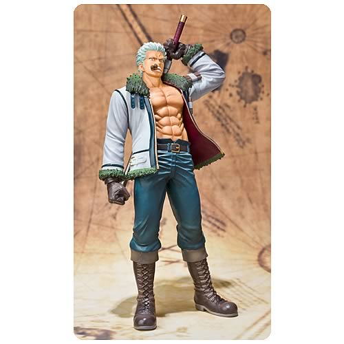 One Piece Smoker Figuarts Zero Action Figure