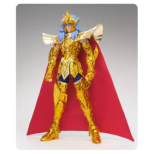 Saint Seiya Sea Emperor Poseidon Myth Crown Action Figure