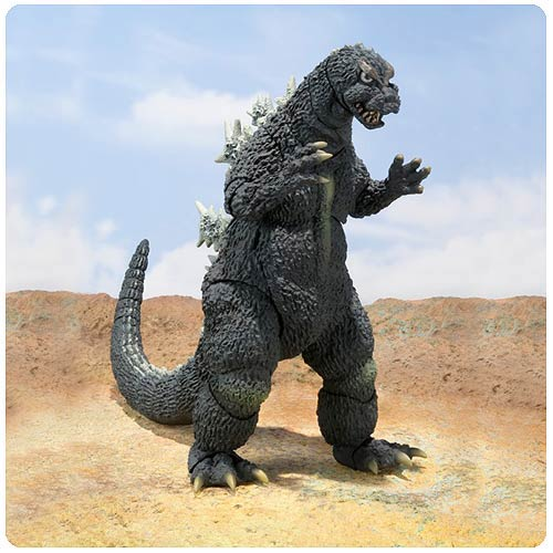 Godzilla 1964 Version SH MonsterArts Action Figure