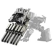 Armored Core V Extended Weapon Set Action Figure Accessory