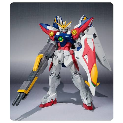 Mobile Suit Gundam Wing Robot Spirits Zero Action Figure