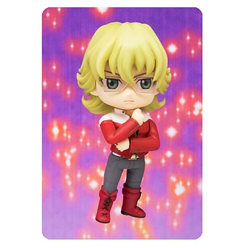 Tiger and Bunny Barnaby Brooks Jr. Chibi Mini-Figure