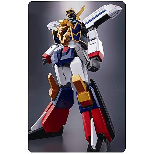 Brave Express Might Gaine Super Robot Chogokin Action Figure