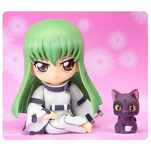 Code Geass R2 C.C. Chibi-Arts Mini-Figure