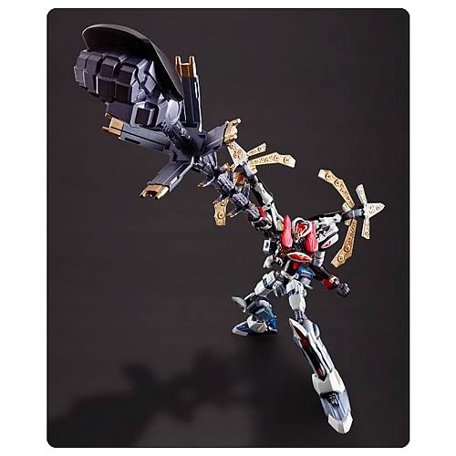 Aquarion Evol Super Robot Chogokin Action Figure