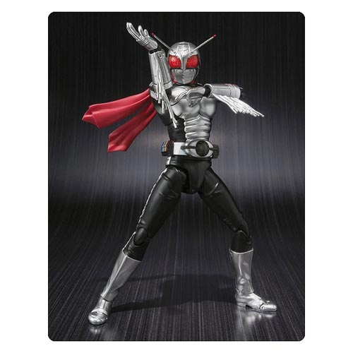 Kamen Rider Masked Rider Super-1 Action Figure