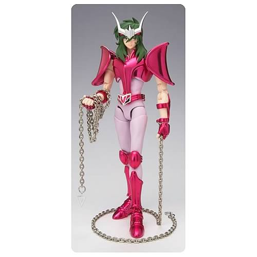 Saint Seiya Andromeda Shun Saint Cloth Myth EX Action Figure