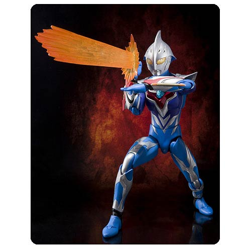 Ultraman Nexus Junis Blue Ultra-Act Action Figure
