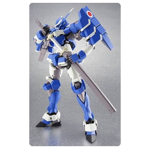 Full Metal Panic Blaze Raven Robot Spirits Action Figure