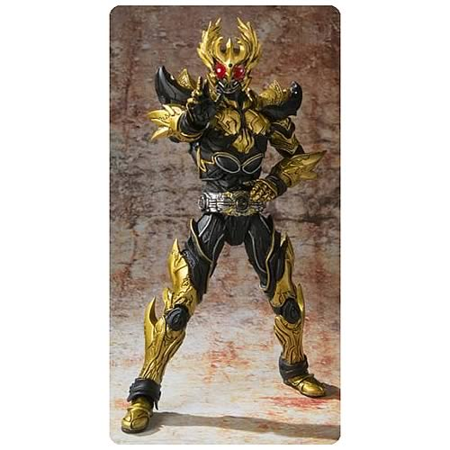 Kamen Rider Masked Rider Kuuga Rising Ultimate Action Figure